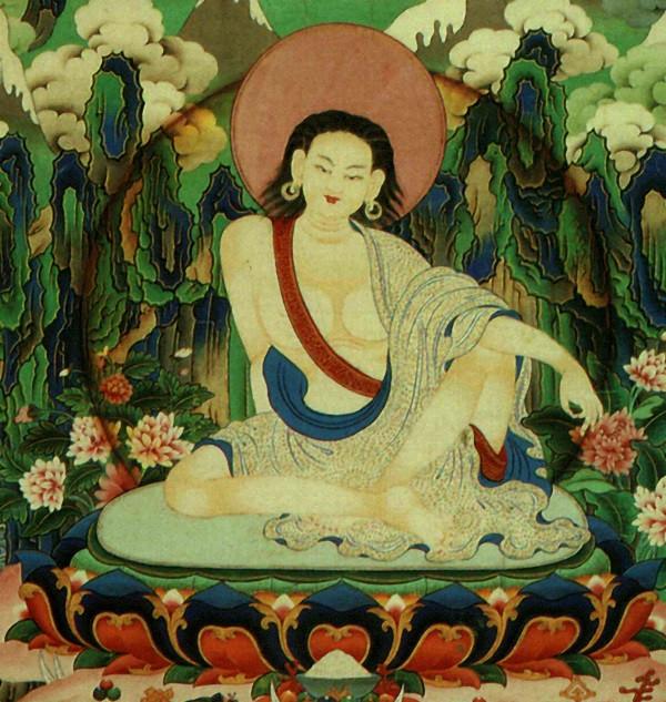 Milarepa the great yogi of Tibet
