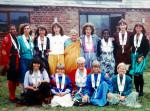 First Triratna ordinations of women by women