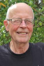 Portrait of Antony Raymont
