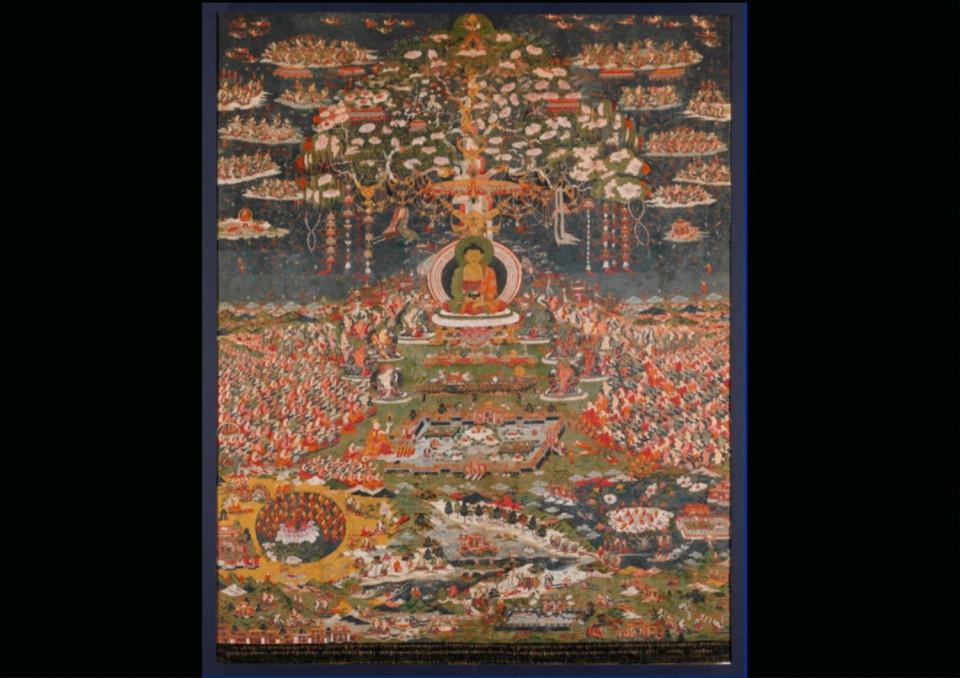 Greater Mandala