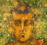 Aloka Buddha head