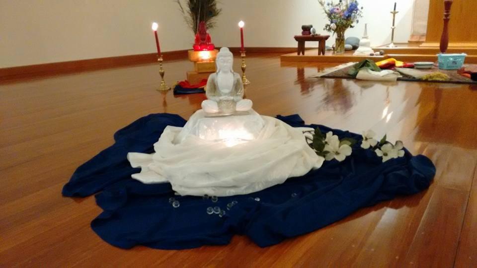 Vairocana shrine