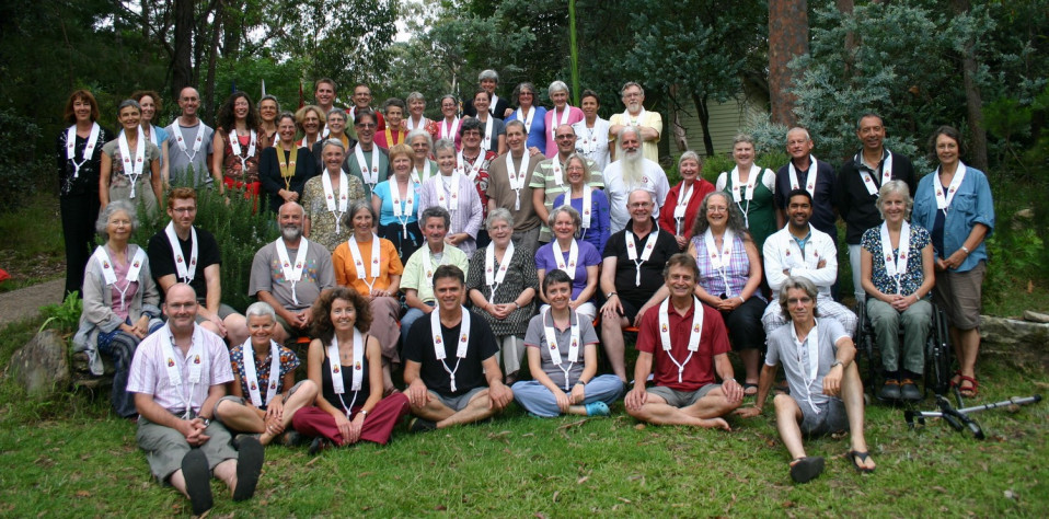 2012 New Zealand and Australian Order convention in Sydney
