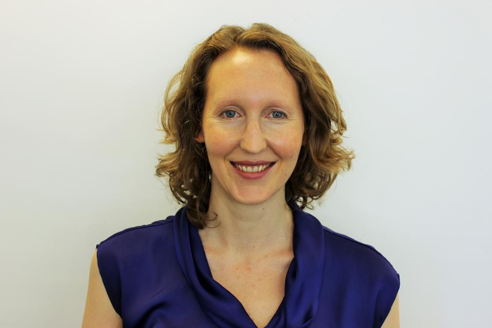 Portrait of Maree Beverland