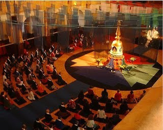 FWBO day stupa