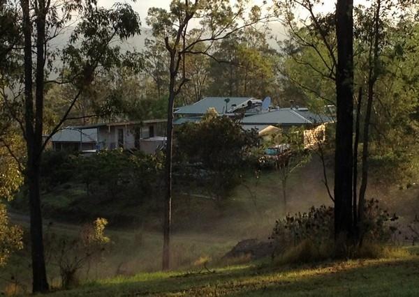 Naganaga Vihara in NSW Australia