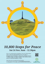10800 Steps for peace