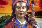 Tibetan image of Padmasambhava